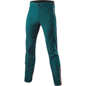 Löffler Speed Active Stretch Trekkingbroek Heren, teal